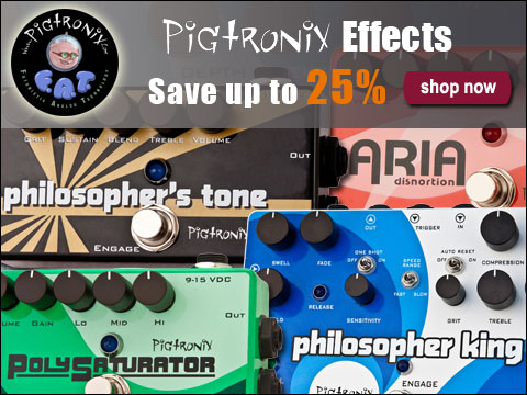 Buy Pigtronix Effects