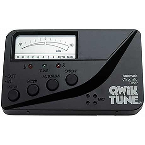 Qwik Tune QT-2 Chromatic Tuner
