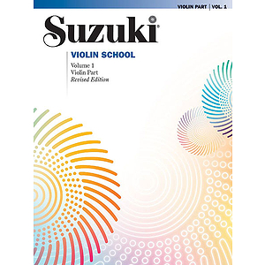 Suzuki Violin School - Violin Part - Volume 1 (Revised Edition)