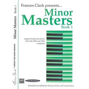 Minor Masters Book 1