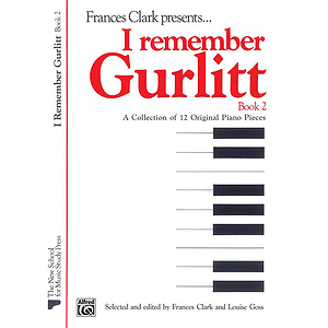 I Remember Gurlitt Book 2