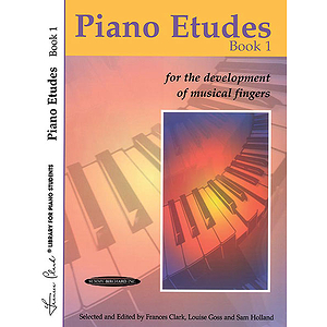 Piano Etudes for The Development of Musical Fingers Book 1