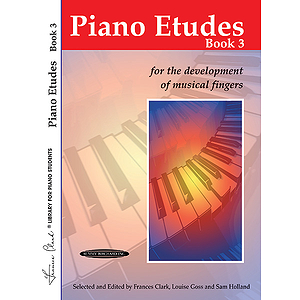Piano Etudes for The Development of Musical Fingers Book 3