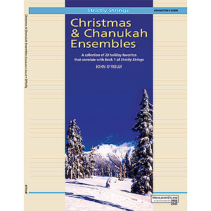 Christmas and Chanukah Ensembles: Conductor's Score