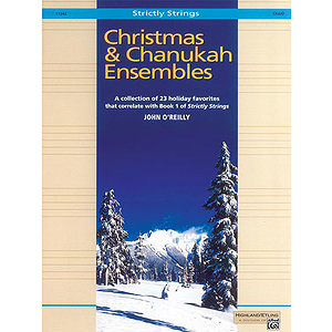Christmas and Chanukah Ensembles: Cello