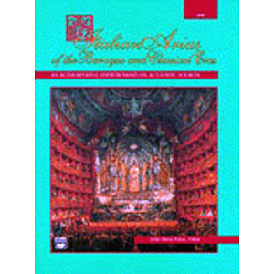 Italian Arias of The Baroque and Classical Eras - Compact Disc Only (Low)