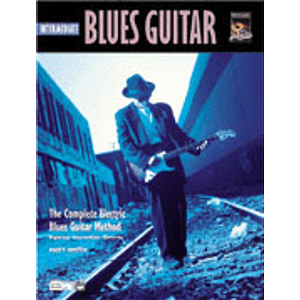 Intermediate Blues Guitar - CD