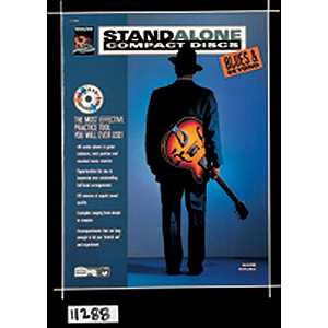 Stand Alone Tracks: Blues and Beyond - Book & CD