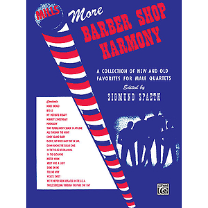 More Barber Shop Harmony - TTBB