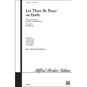 Let There Be Peace on Earth - 2-Part
