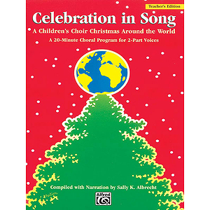 Celebration in Song - Teacher's Edition