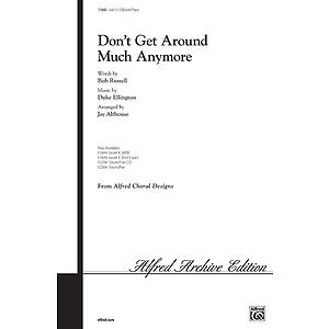 Don't Get Around Much Anymore - SAB