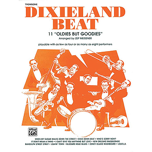 Dixieland Beat (Trombone)
