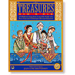 Treasures New and Old - CD Kit (Songbook & Accomp/Perf CD)