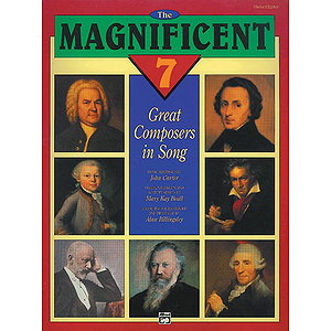 Magnificent 7, the - Student Pack (5 Singer's Editions)