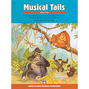 Musical Tails - Book 1