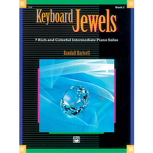 Keyboard Jewels - Book 1