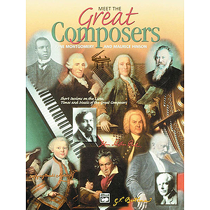 Meet the Great Composers - Book 1 Only
