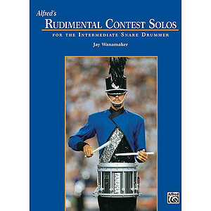 Alfred's Rudimental Contest Solos