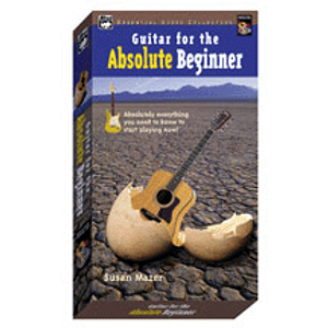 Guitar for The Absolute Beginner - VHS