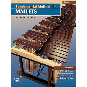 Fundamental Method for Mallets, Book 1