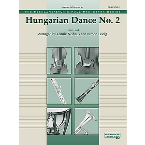 Hungarian Dance No. 2