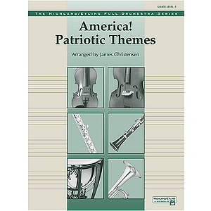 America! Patriotic Themes (As Played At Disney World)