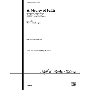 Medley of Faith, A - 2-3 Octaves 1