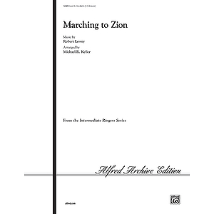 Marching To Zion - 3-5 Octaves 3