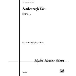 Scarborough Fair 3 - 5 Octaves 2