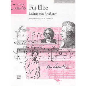 Fur Elise - Simply Classics Solos