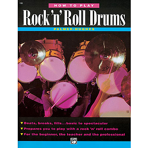How To Play Rock 'N' Roll Drums - Book