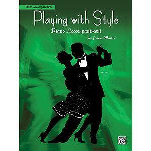 Playing with Style - Piano Accompaniment
