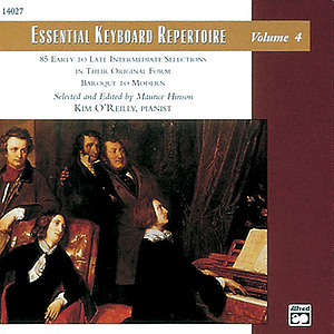 Essential Keyboard Repertoire, Volume 4 - 2 CDs