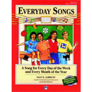 Everyday Songs - Songbook and Compact Disc