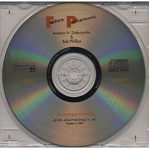 Fiddlers Philharmonic: CD