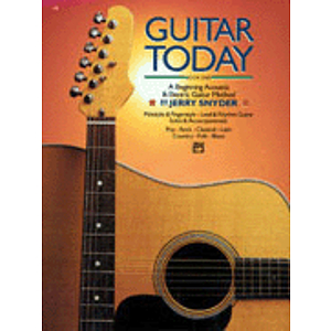 Guitar Today, Book 1 - CD