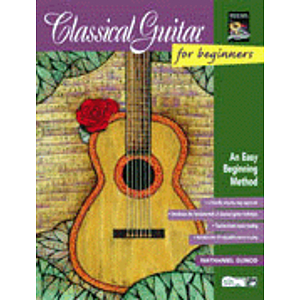 Classical Guitar for Beginners - Enhanced CD