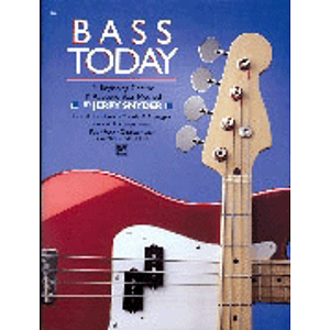 Bass Today - Book & CD