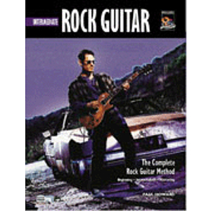 Intermediate Rock Guitar - CD