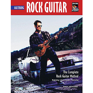Mastering Rock Guitar - Book