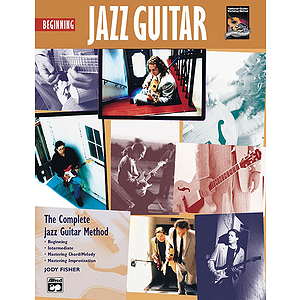Beginning Jazz Guitar - Book