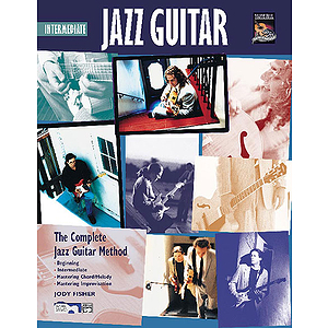 Intermediate Jazz Guitar - Book & CD