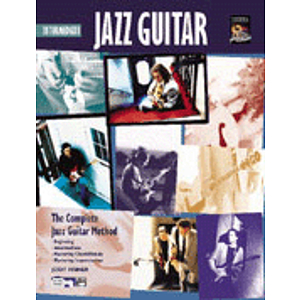 Intermediate Jazz Guitar - CD