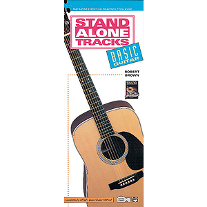 Stand Alone Tracks: Basic Guitar, Book 1 (Handy Guide & CD)