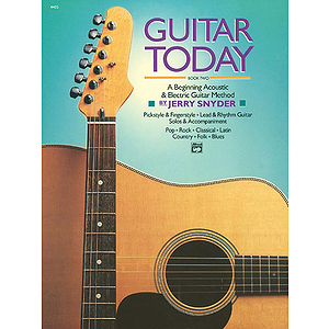 Guitar Today, Book 2 - Book & CD