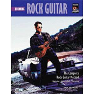 Beginning Rock Guitar - CD