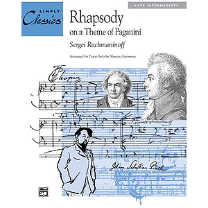 Sergei Rachmaninoff - Rhapsody on A Theme of Paganini