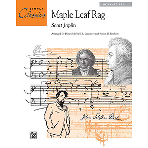 Maple Leaf Rag - Simply Classics Solos