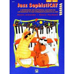 Jazz Sophisticat - Solo Book 1 - General MIDI Disk